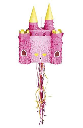(Boland 30936 Pinata Schloss, pink)