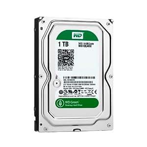 Western Digital 1TB SATA 6GBps Power Saving Internal Hard Drive - Caviar Green
