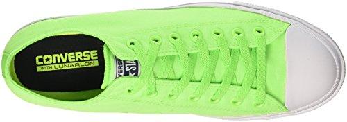 Converse Herren Ct Ii Ox Sneakers Grün (Verde)