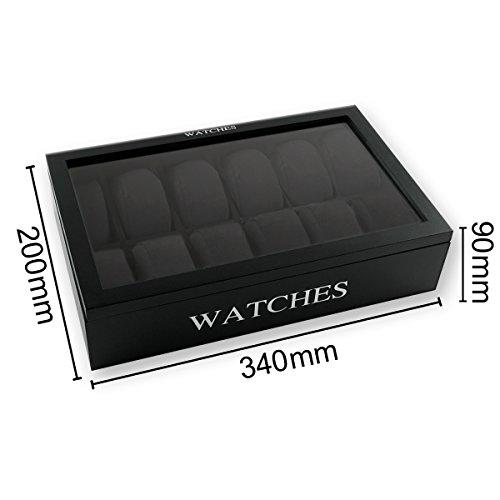 Uhrenbox für 12 Uhren - 4