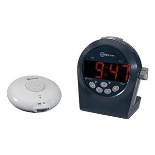Amplicom PCL 200 Sprechender Digitalwecker, Schwarz (Import Großbritannien)