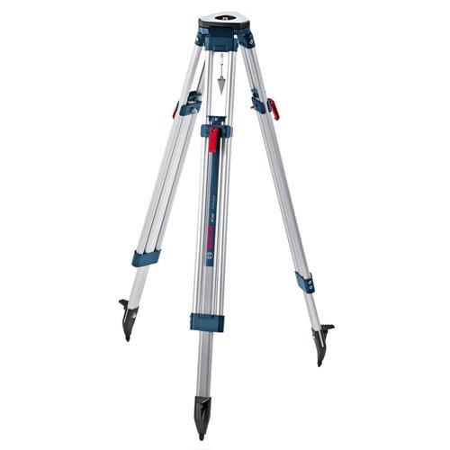 Preisvergleich Produktbild Bosch Professional Baustativ BT 160 (Arbeitshöhe: 97-160 cm, Gewicht: ca. 4,1 kg, Stativ-Gewinde: 5/8 Zoll)