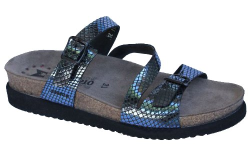 Mephisto ,  Sabot/sandali donna Blu blu 36 FR