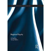 Regional Equity (Community Development – Current Issues Series)