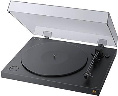 Sony PS-HX500 Platine vinyle Hi-Res Audio - Noir par Sony
