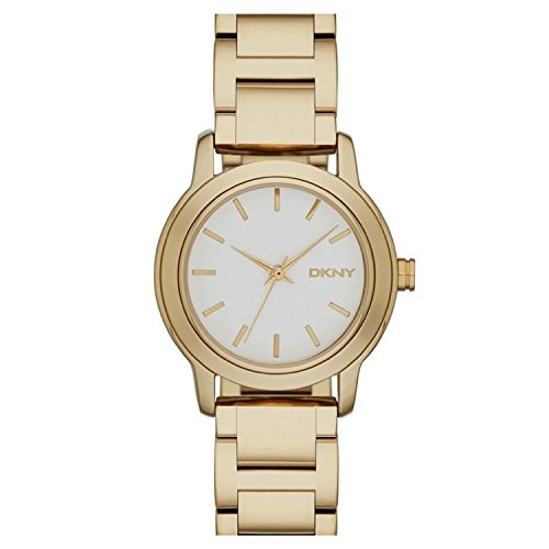 DKNY ny2272 32mm Gold Plated Stainless Steel Case Gold Plated Stainless Steel Acrylic Women's Watch