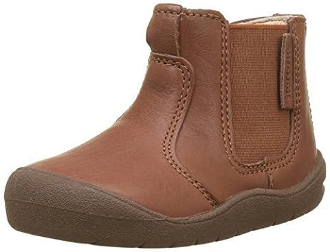 Start Rite Mädchen First Chelsea Boots, Braun, 20 EU (Chelsea Girls Schuhe)