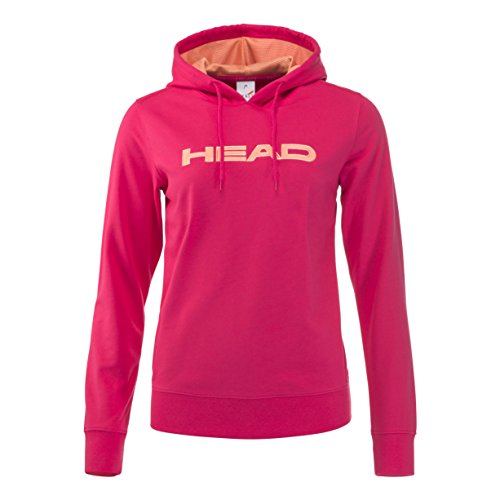 HEAD Damen Transition Rosie Hoody Women Trainingsanzüge, rot, L