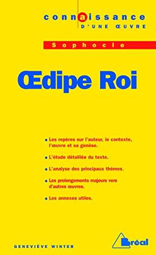 Oedipe-roi - sophocle
