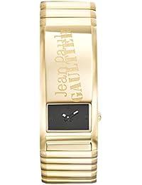Reloj hombre JEAN PAUL GAULTIER–identite–Pulsera acero PVD dorado–22,6* 49,6mm–8503705