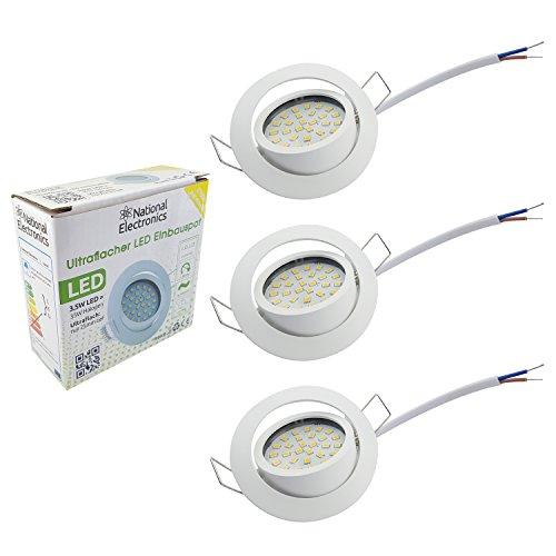 national-electronicsr-slim-line-einbauspot-in-weiss-mit-nur-25mm-einbautiefe-3er-set-deckenspot-mit-