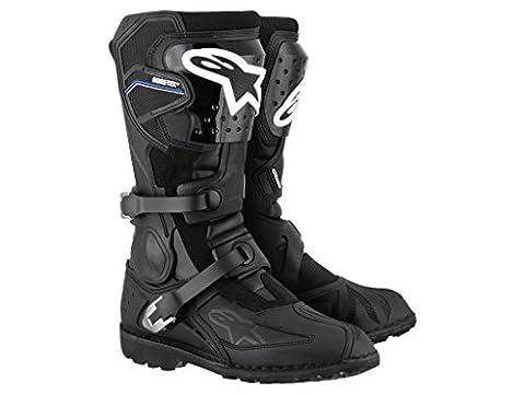 Motorcycle Alpinestars Adventure Boots Toucan GTX Black 11 UK