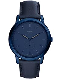 Fossil Analog Blue Dial Men's Watch - FS5448