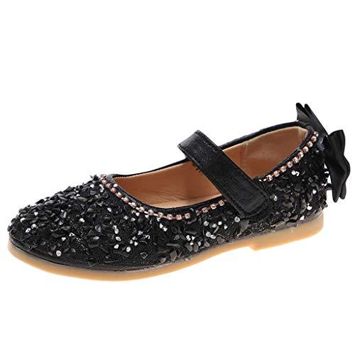 Einzelne Schuhe Kinder Kleinkind Schuhe Baby Mädchen Bling Schuhe Heligen Party Prinzessin Schuhe Single Casual Sneaker -