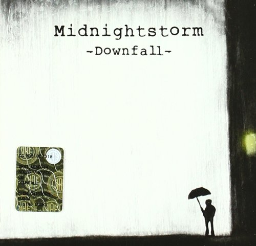 Midnightstorm: Downfall (Audio CD)