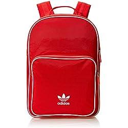 adidas BP Cl Adicolor, Sac à dos Mixte Adulte, Rouge (Escarl), 24x36x45 centimeters (W x H x L)