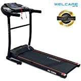 WELCARE Folding Treadmill IM5001 (1.5HP) Electric Motorized Exercise Machine for Running & Walking