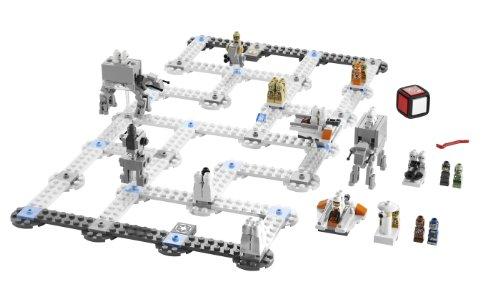 Imagen principal de LEGO Juegos de mesa - Star Wars: The Battle of Hoth (3866)