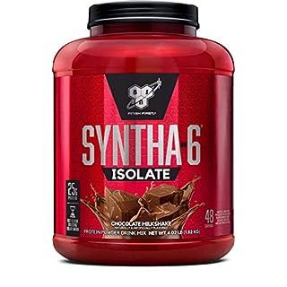 BSN 1.82Kg Syntha-6 Isolate Chocolate Milkshake Powder