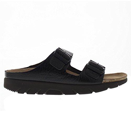 Mephisto Mens Zonder Leather Sandals Marron