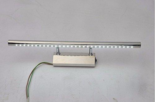Preisvergleich Produktbild Badewanne Spiegel Lampen LisaFeng vor dem Spiegel LED-Lampe Bad Wand Lampen, weißes Licht, 55 CM