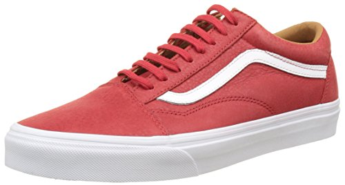 kool Sneakers, Rot (Premium Leather Racing Red/True White), 40.5 EU ()