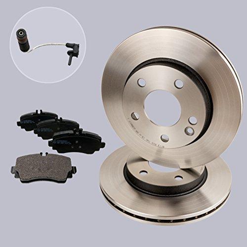 Preisvergleich Produktbild Fremax Bremscheiben Set BD-0113 belüftet Bremsbeläge FBP-1080