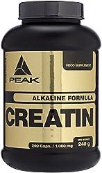 PEAK Alkalin-Creatin - 240 Kapseln à 1000mg