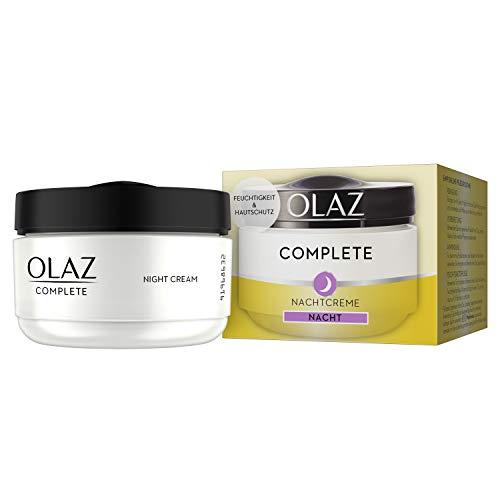 Olaz Complete Nachtcreme für Normale und Trockene Haut, 50ml -
