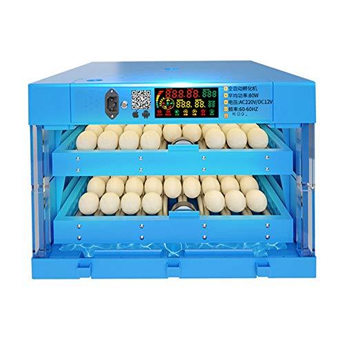 Eier Inkubator 112 Eier Digital Geflügel Hatcher Automatisch Wenden Ei Testen Licht, Intelligent Brooder Zum Hähnchen Ente Taube Wachtel