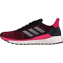 separation shoes c2590 720cf adidas Solar Glide W, Zapatillas de Running para Mujer