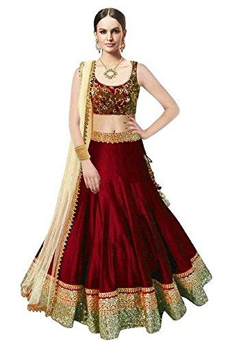 Nena Fashion Women's Fancy Lehengha Choli