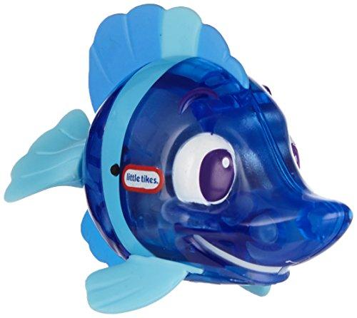 Little Tikes 638213GR - Sparkle Bay - Babyspielzeug - Funkelfisch, blau