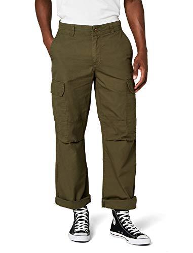 Dickies Streetwear Male Pants New York Pantalones deportivos para hombre Grün 38/34