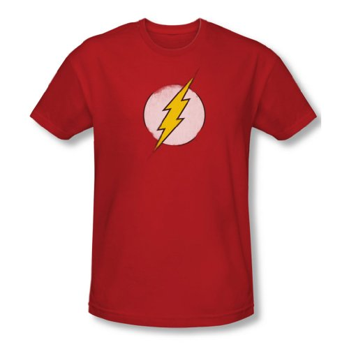 dc-comics-t-shirt-rugueux-logo-flash-de-men-in-red-medium-red