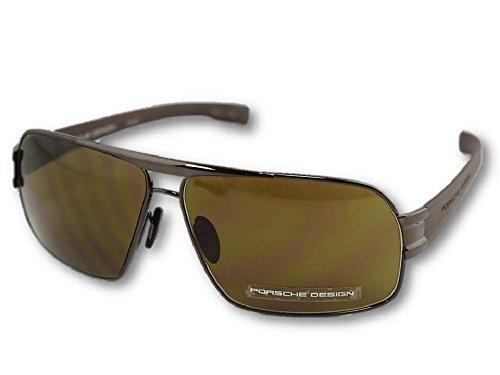 Price comparison product image PORSCHE DESIGN Men's P8543-B Sunglasses