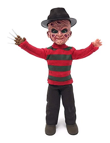"A Nightmare On ELM Street 10"" Living Dead Doll: Talking Freddy Krueger"