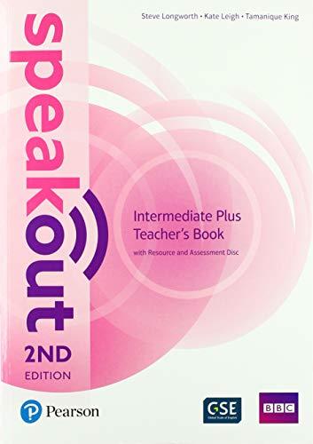 Speakout intermediate plus. Teacher's book. Per le Scuole superiori. Con CD-ROM. Con Contenuto digitale per accesso on line