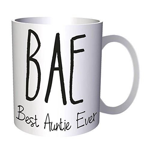 Bae beste Tante aller Zeiten 33 cl Tasse dd991