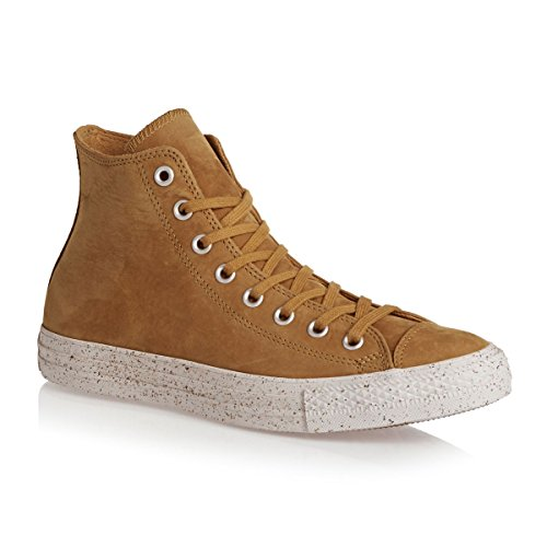 Converse All Star Hi Leather chaussures Marron