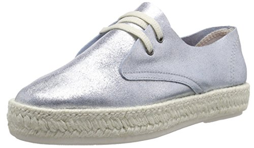 BUNKERSneaker - Scarpe da Ginnastica Basse Donna , Blu (Blau (SKY)), 36