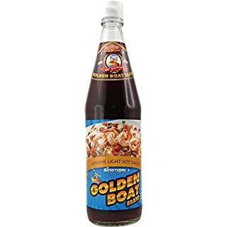 Golden Boat Sojasauce, hell, 2er Pack (2 x 700 ml)