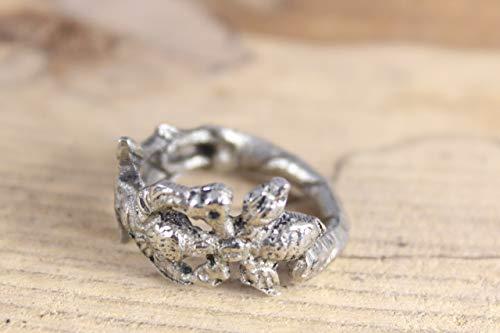Besteckschmuck Ring ca. 51 (16,2) Ring aus Besteck