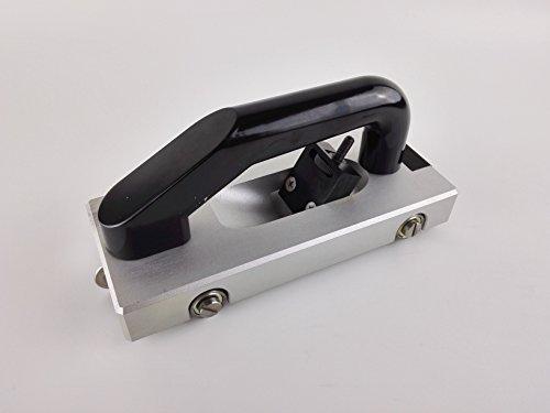Super Groover - Scanalatore per tracce, con rotelle e maniglione, per saldatura di pavimenti in PVC e vinile