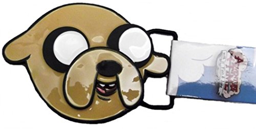Main Street 24/7 Men's Adventure Time With Finn And Jake Belt Buckle