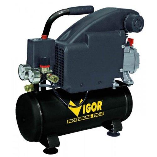 Vigor Vca-9L - Compresores, 220 V, 1 Cilindro, De Accionamiento Direct