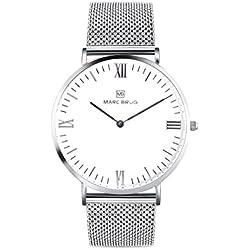 Marc Brüg Ladie's Minimalist Watch Elysee 36 Hygge