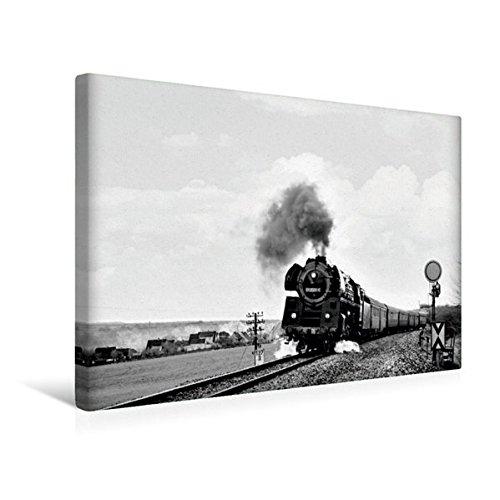 Premium Textil-Leinwand 45 cm x 30 cm quer, Ein Motiv aus dem Kalender Feuer, Wasser und Dampf | Wandbild, Bild auf Keilrahmen, Fertigbild auf echter Leinwand, Leinwanddruck (CALVENDO Technologie)