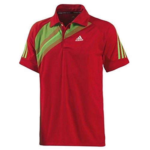 Adidas performance atake climalite - polo uomo - tennis - s