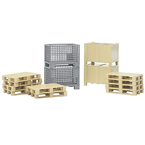 Bruder 02415 - Zubehör: Logistik-Set